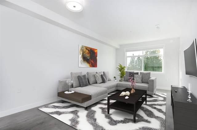 19940 Brydon Crescent #212, Langley, BC V3A 0K8 (#R2606916) :: Ben D'Ovidio Personal Real Estate Corporation   Sutton Centre Realty