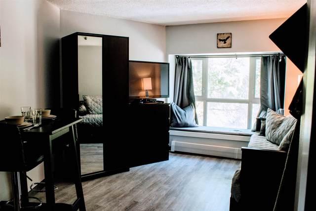 2111 Whistler Road #102, Whistler, BC V8E 0A6 (#R2606953) :: 604 Home Group