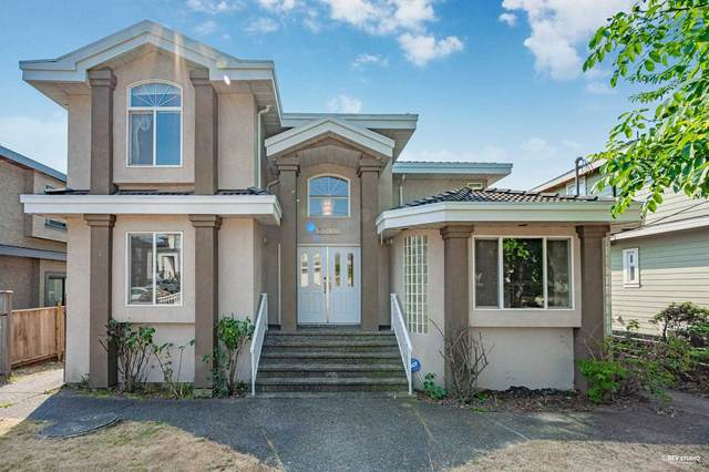 7766 14TH Avenue, Burnaby, BC V3N 2A9 (#R2606964) :: Ben D'Ovidio Personal Real Estate Corporation | Sutton Centre Realty