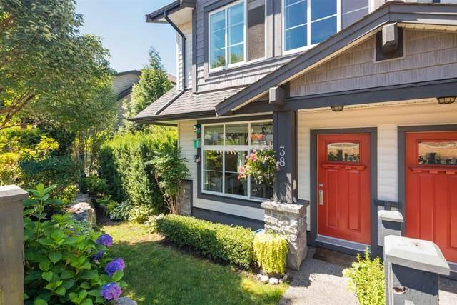 13819 232 Street #38, Maple Ridge, BC V4R 0C7 (#R2607020) :: Ben D'Ovidio Personal Real Estate Corporation   Sutton Centre Realty