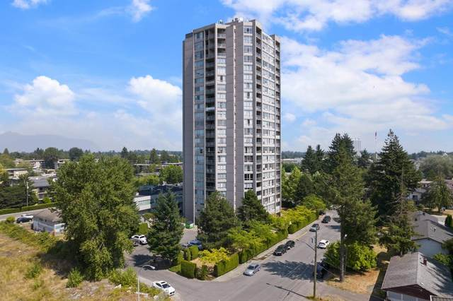 14881 103A Avenue #801, Surrey, BC V3R 0M5 (#R2607061) :: Ben D'Ovidio Personal Real Estate Corporation   Sutton Centre Realty