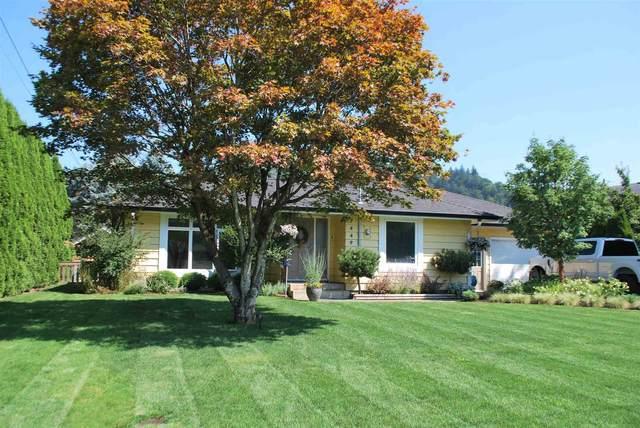 7449 Morrow Road, Agassiz, BC V0M 1A2 (#R2607073) :: Ben D'Ovidio Personal Real Estate Corporation   Sutton Centre Realty