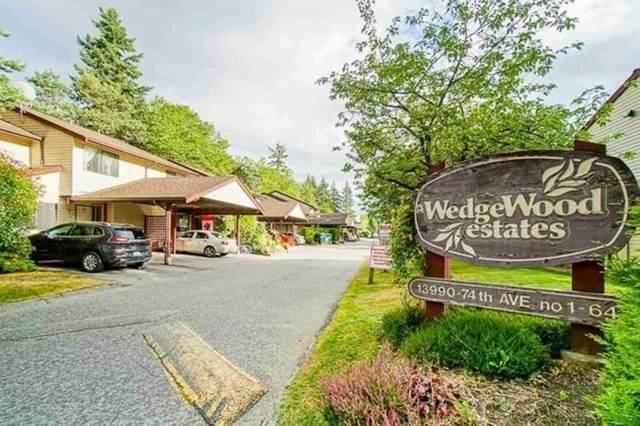 13990 74 Avenue #13, Surrey, BC V3W 7E6 (#R2607077) :: Ben D'Ovidio Personal Real Estate Corporation | Sutton Centre Realty