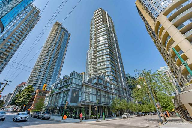 1283 Howe Street #908, Vancouver, BC V6Z 0E3 (#R2607163) :: Ben D'Ovidio Personal Real Estate Corporation   Sutton Centre Realty