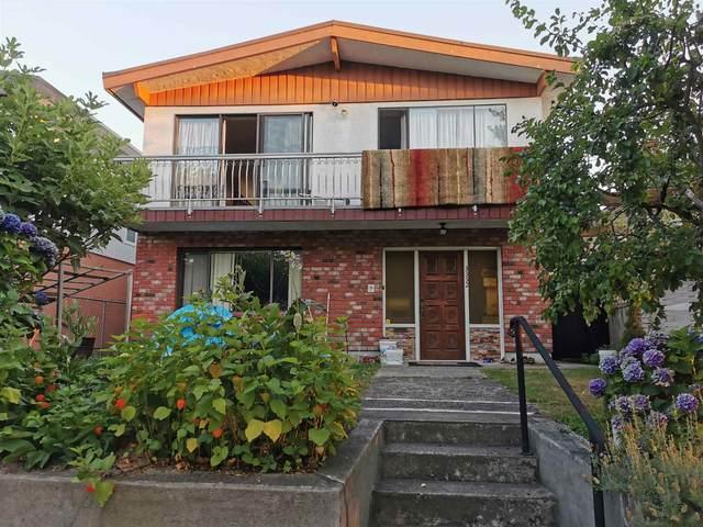 3352 E 25TH Avenue, Vancouver, BC V5R 1J8 (#R2607227) :: Ben D'Ovidio Personal Real Estate Corporation   Sutton Centre Realty
