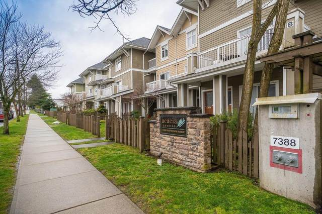 7388 Macpherson Avenue #1, Burnaby, BC V5J 0A1 (#R2607229) :: Ben D'Ovidio Personal Real Estate Corporation   Sutton Centre Realty