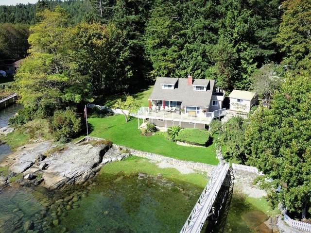 4760 Sinclair Bay Road, Garden Bay, BC V0N 1S1 (#R2607231) :: Ben D'Ovidio Personal Real Estate Corporation | Sutton Centre Realty