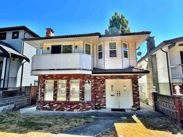 1070 E 40TH Avenue, Vancouver, BC V5W 1M4 (#R2607234) :: Ben D'Ovidio Personal Real Estate Corporation | Sutton Centre Realty