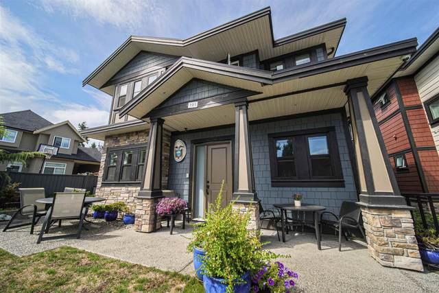 755 Miller Avenue #101, Coquitlam, BC V3J 4K4 (#R2607241) :: Ben D'Ovidio Personal Real Estate Corporation   Sutton Centre Realty