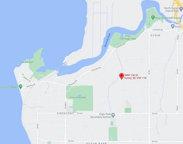 2880 136 Street, Surrey, BC V4P 1T8 (#R2607246) :: Ben D'Ovidio Personal Real Estate Corporation | Sutton Centre Realty