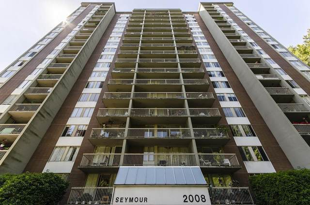 2008 Fullerton Avenue #1109, North Vancouver, BC V7P 3G7 (#R2607255) :: Ben D'Ovidio Personal Real Estate Corporation | Sutton Centre Realty