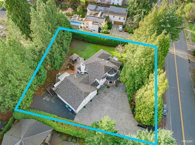 13354 20 Avenue, Surrey, BC V4A 1Z4 (#R2607273) :: Ben D'Ovidio Personal Real Estate Corporation | Sutton Centre Realty