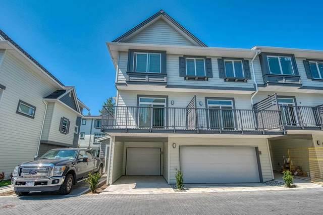 15850 85 Avenue #8, Surrey, BC V4N 6W2 (#R2607302) :: Ben D'Ovidio Personal Real Estate Corporation | Sutton Centre Realty