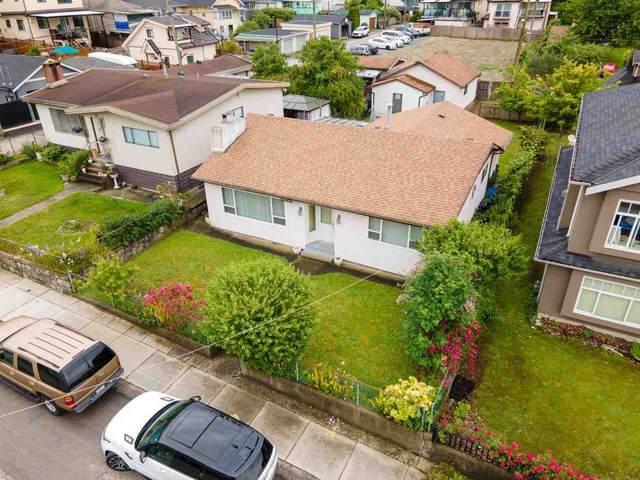 2660 E 26TH Avenue, Vancouver, BC V5R 1K9 (#R2607312) :: Ben D'Ovidio Personal Real Estate Corporation   Sutton Centre Realty