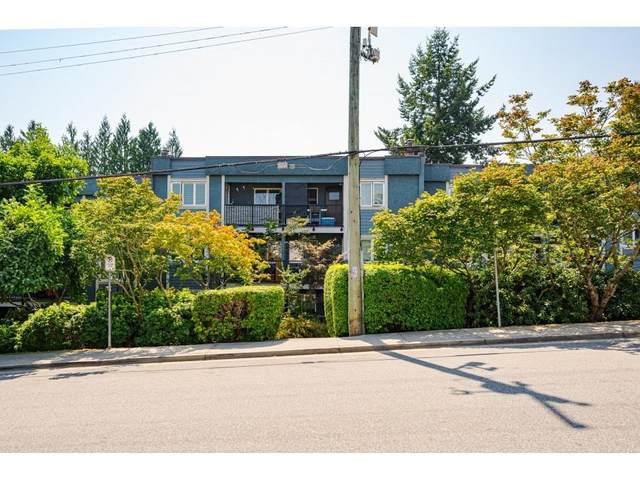 1122 King Albert Avenue #101, Coquitlam, BC V3J 1X7 (#R2607327) :: Ben D'Ovidio Personal Real Estate Corporation   Sutton Centre Realty