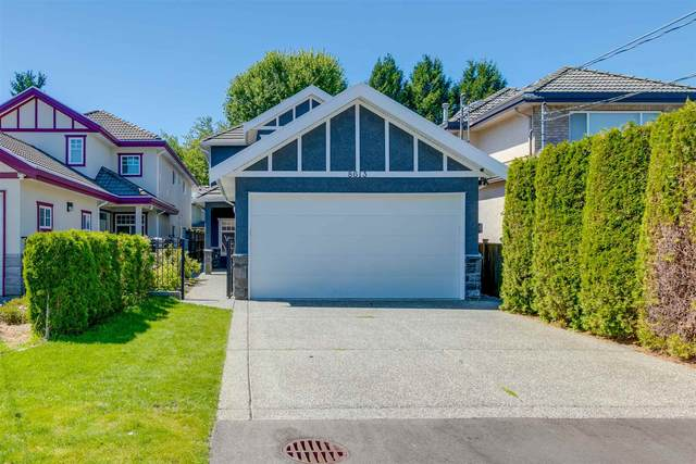 8613 Heather Street, Richmond, BC V6Y 2R6 (#R2607338) :: Ben D'Ovidio Personal Real Estate Corporation | Sutton Centre Realty