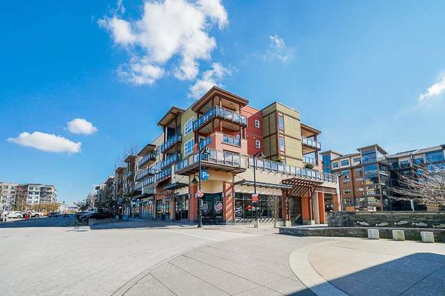 20728 Willoughby Town Centre #303, Langley, BC V2Y 0P3 (#R2607342) :: Ben D'Ovidio Personal Real Estate Corporation | Sutton Centre Realty