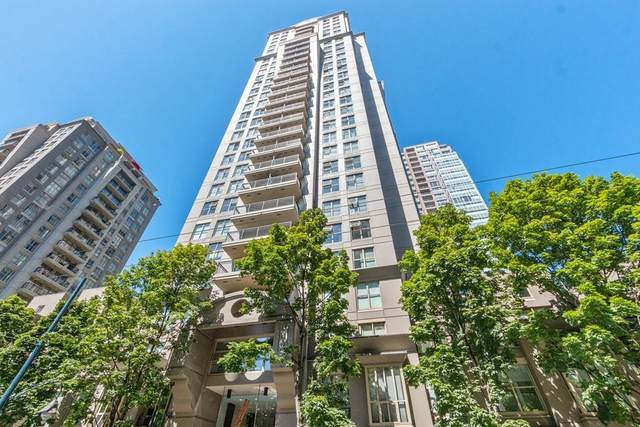 969 Richards Street #2008, Vancouver, BC V6B 1A8 (#R2607367) :: Ben D'Ovidio Personal Real Estate Corporation   Sutton Centre Realty