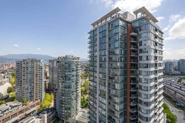 689 Abbott Street #2903, Vancouver, BC V6B 0J2 (#R2607388) :: Ben D'Ovidio Personal Real Estate Corporation   Sutton Centre Realty