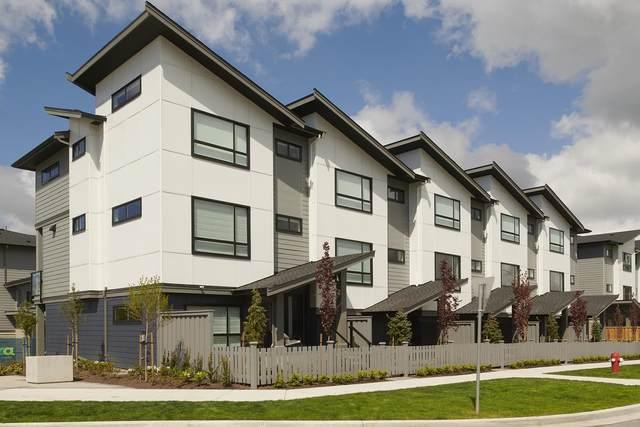 16589 25 Avenue #22, Surrey, BC V3Z 9W9 (#R2607422) :: Ben D'Ovidio Personal Real Estate Corporation   Sutton Centre Realty