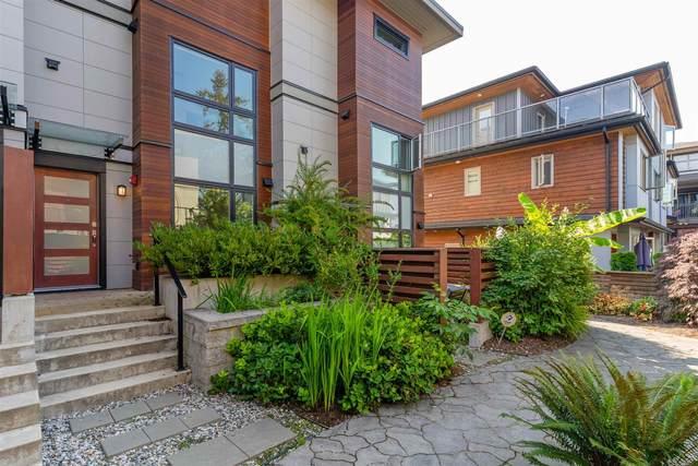 2358 Western Avenue #17, North Vancouver, BC V7M 2L3 (#R2607427) :: Ben D'Ovidio Personal Real Estate Corporation   Sutton Centre Realty