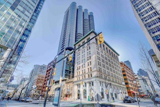 838 W Hastings Street #1701, Vancouver, BC V6C 0A6 (#R2607440) :: Ben D'Ovidio Personal Real Estate Corporation   Sutton Centre Realty