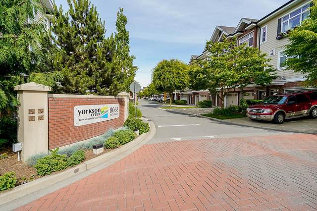 8068 207 Street #116, Langley, BC V2Y 0M9 (#R2607458) :: Ben D'Ovidio Personal Real Estate Corporation | Sutton Centre Realty
