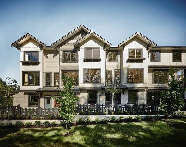 8570 204 Street #4, Langley, BC V2Y 0T9 (#R2607510) :: Ben D'Ovidio Personal Real Estate Corporation | Sutton Centre Realty