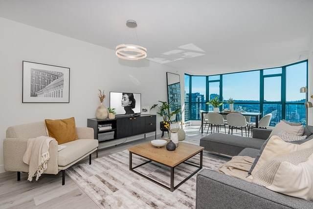888 Hamilton Street #2102, Vancouver, BC V6B 5W4 (#R2607532) :: Ben D'Ovidio Personal Real Estate Corporation   Sutton Centre Realty
