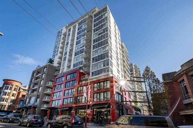188 Keefer Street #1810, Vancouver, BC V6A 0E3 (#R2607549) :: Ben D'Ovidio Personal Real Estate Corporation | Sutton Centre Realty