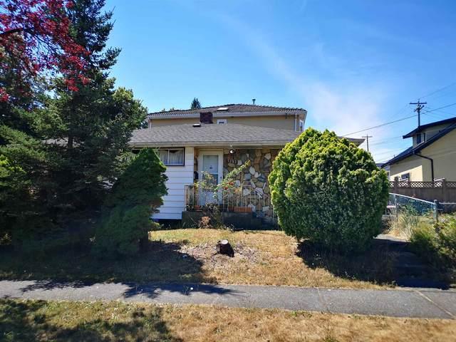 7287 Berkeley Street, Vancouver, BC V5S 2J7 (#R2607555) :: Ben D'Ovidio Personal Real Estate Corporation | Sutton Centre Realty