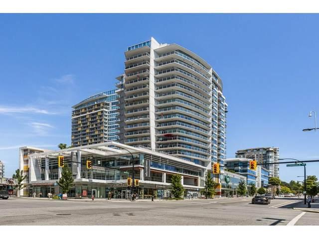 112 E 13TH Street #1203, North Vancouver, BC V7L 0E4 (#R2607558) :: Ben D'Ovidio Personal Real Estate Corporation   Sutton Centre Realty