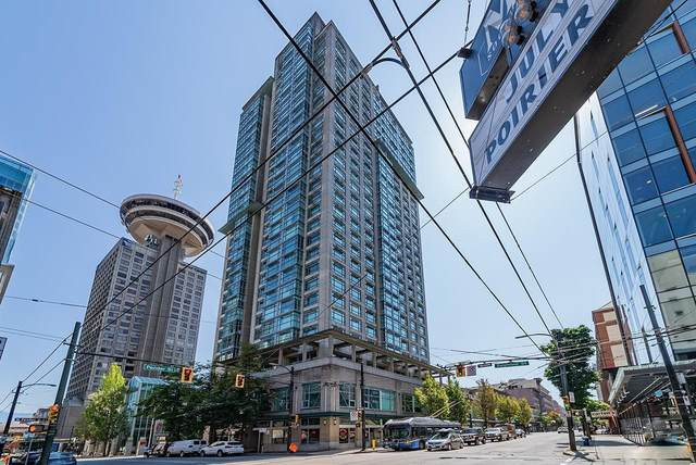 438 Seymour Street #1701, Vancouver, BC V6B 6H4 (#R2607566) :: Ben D'Ovidio Personal Real Estate Corporation   Sutton Centre Realty