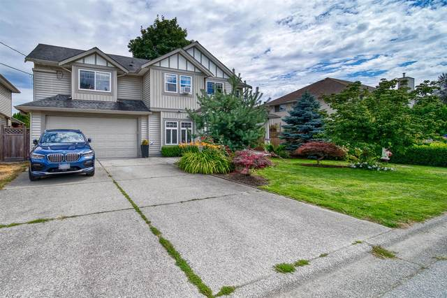 12224 194A Street, Pitt Meadows, BC V3Y 2M9 (#R2608579) :: Ben D'Ovidio Personal Real Estate Corporation | Sutton Centre Realty