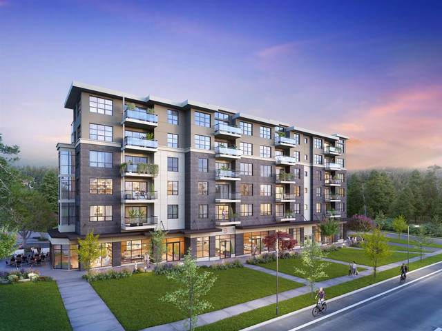6285 King George Boulevard #304, Surrey, BC V3X 1G1 (#R2608849) :: Macdonald Realty