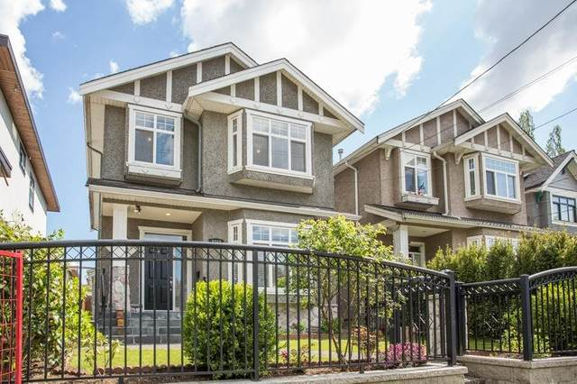 8352 16TH Avenue, Burnaby, BC V3N 1S1 (#R2609205) :: Ben D'Ovidio Personal Real Estate Corporation   Sutton Centre Realty
