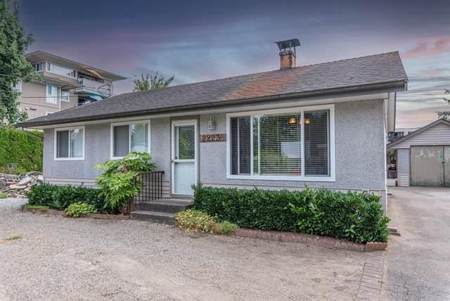 22230 123RD Avenue, Maple Ridge, BC V2X 4C9 (#R2610878) :: Ben D'Ovidio Personal Real Estate Corporation   Sutton Centre Realty