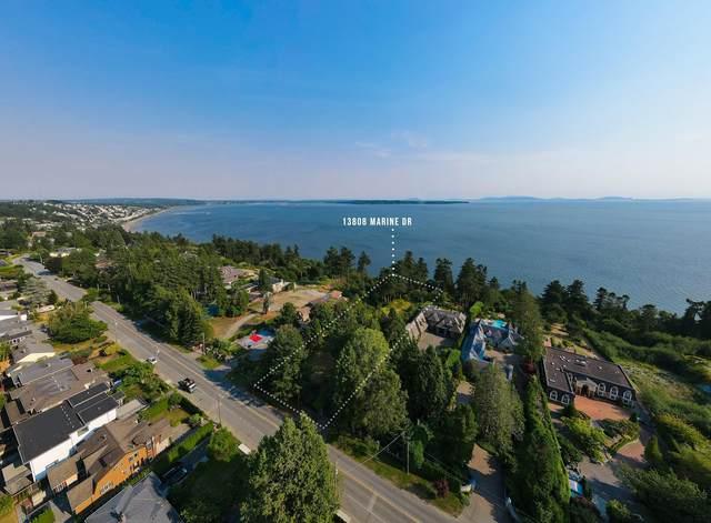 13808 Marine Drive, White Rock, BC V4A 2J3 (#R2611057) :: Ben D'Ovidio Personal Real Estate Corporation | Sutton Centre Realty