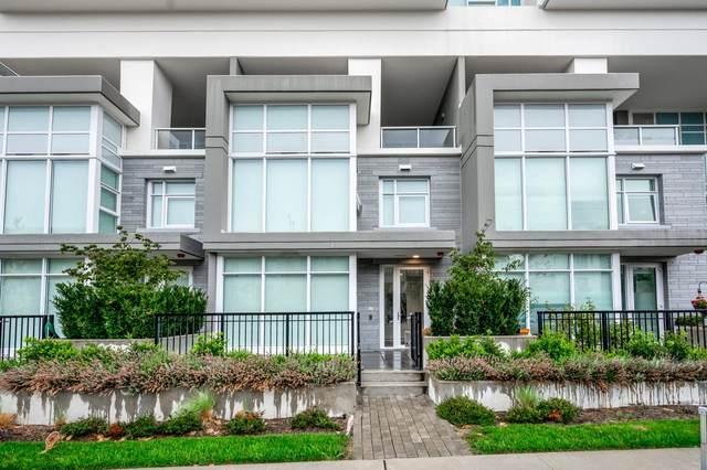 525 Foster Avenue #103, Coquitlam, BC V3J 0H6 (#R2612200) :: Ben D'Ovidio Personal Real Estate Corporation   Sutton Centre Realty
