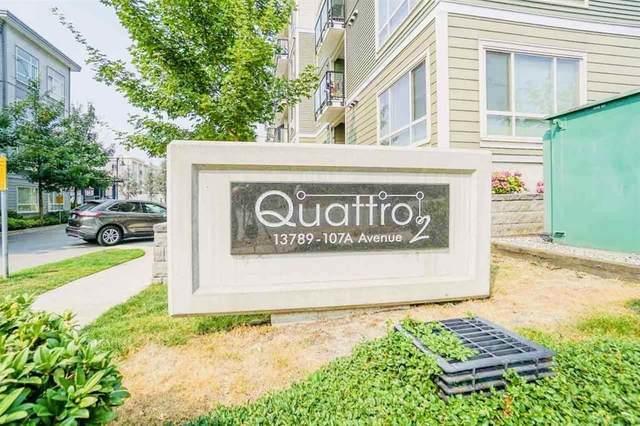 13789 107A Avenue #409, Surrey, BC V3T 0B8 (#R2612604) :: Macdonald Realty