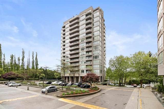 9623 Manchester Drive #307, Burnaby, BC V3N 4Y8 (#R2613077) :: 604 Home Group