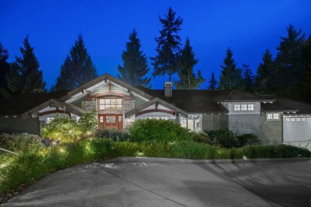 1620 Chippendale Road, West Vancouver, BC V7S 3G6 (#R2613640) :: 604 Home Group