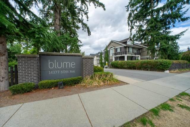 14377 60 Avenue #11, Surrey, BC V3X 0E2 (#R2613790) :: 604 Realty Group