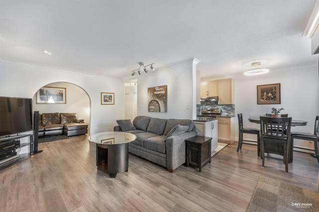 17707 57A Avenue #105, Surrey, BC V3S 1J2 (#R2614342) :: Ben D'Ovidio Personal Real Estate Corporation   Sutton Centre Realty