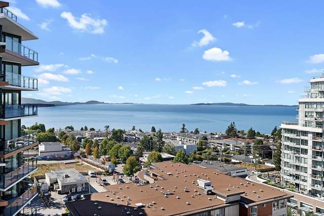 1455 George Street #1607, White Rock, BC V4B 0A9 (#R2614637) :: Ben D'Ovidio Personal Real Estate Corporation   Sutton Centre Realty