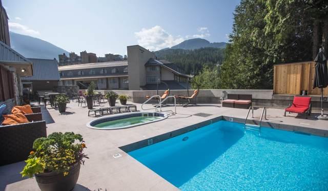 4122 Village Green Way #301, Whistler, BC V8E 1G9 (#R2615388) :: RE/MAX City Realty