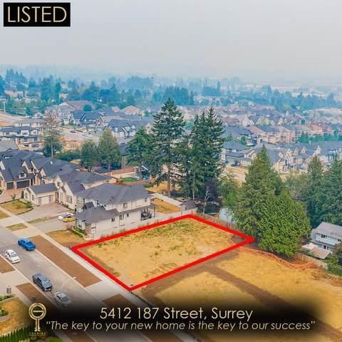 5412 187 Street, Surrey, BC V3S 8R7 (#R2615669) :: Ben D'Ovidio Personal Real Estate Corporation   Sutton Centre Realty
