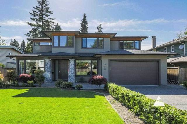 850 Kelvin Street, Coquitlam, BC V3J 4W6 (#R2615695) :: 604 Home Group