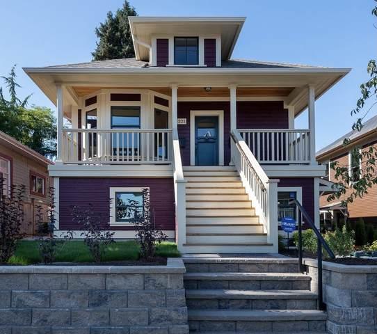 221 Manitoba Street, New Westminster, BC V3L 1J3 (#R2616002) :: 604 Home Group