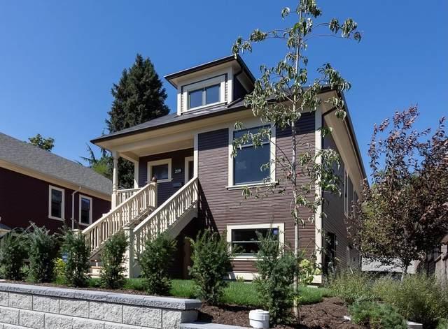 219 Manitoba Street, New Westminster, BC V3L 1J3 (#R2616005) :: 604 Home Group
